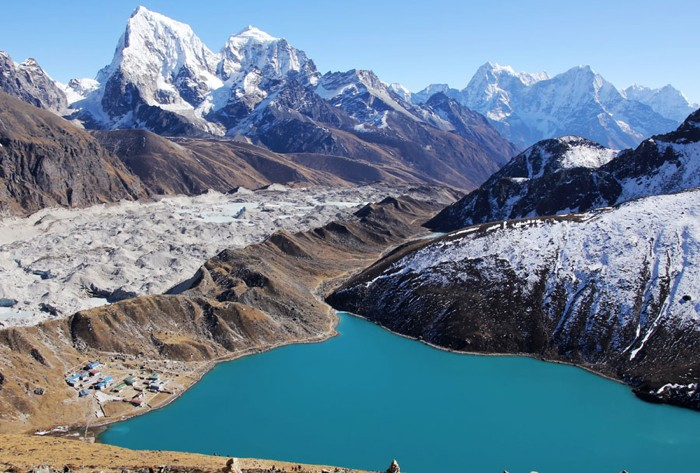 Everest region trekking- Gokyo Lake