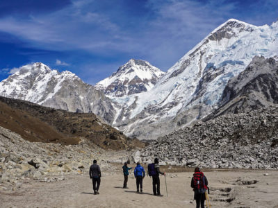 Everest Trek for Seniors and Children