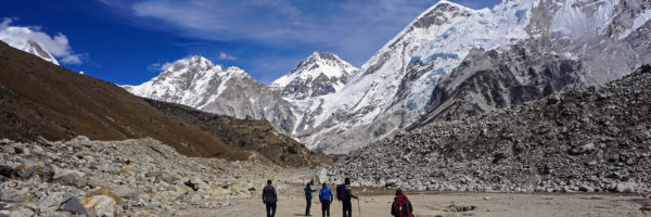 Everest Trek for Seniors and Children