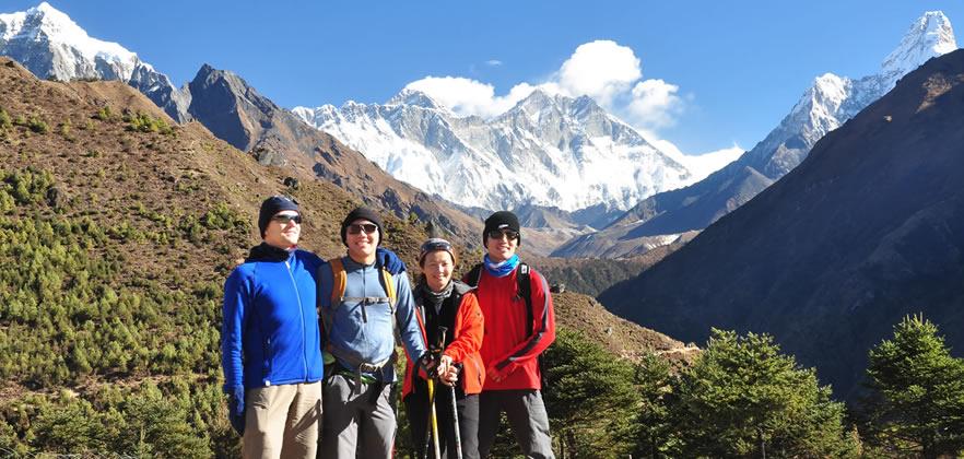 Escape Himalaya Team