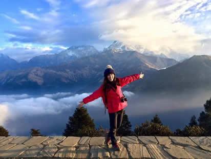 Fabulous trip to Annapurna