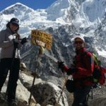 journey to Everest Base Camp