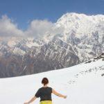 efficient trekking in Nepal