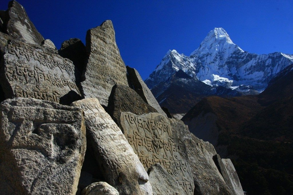 Everest region Trekking