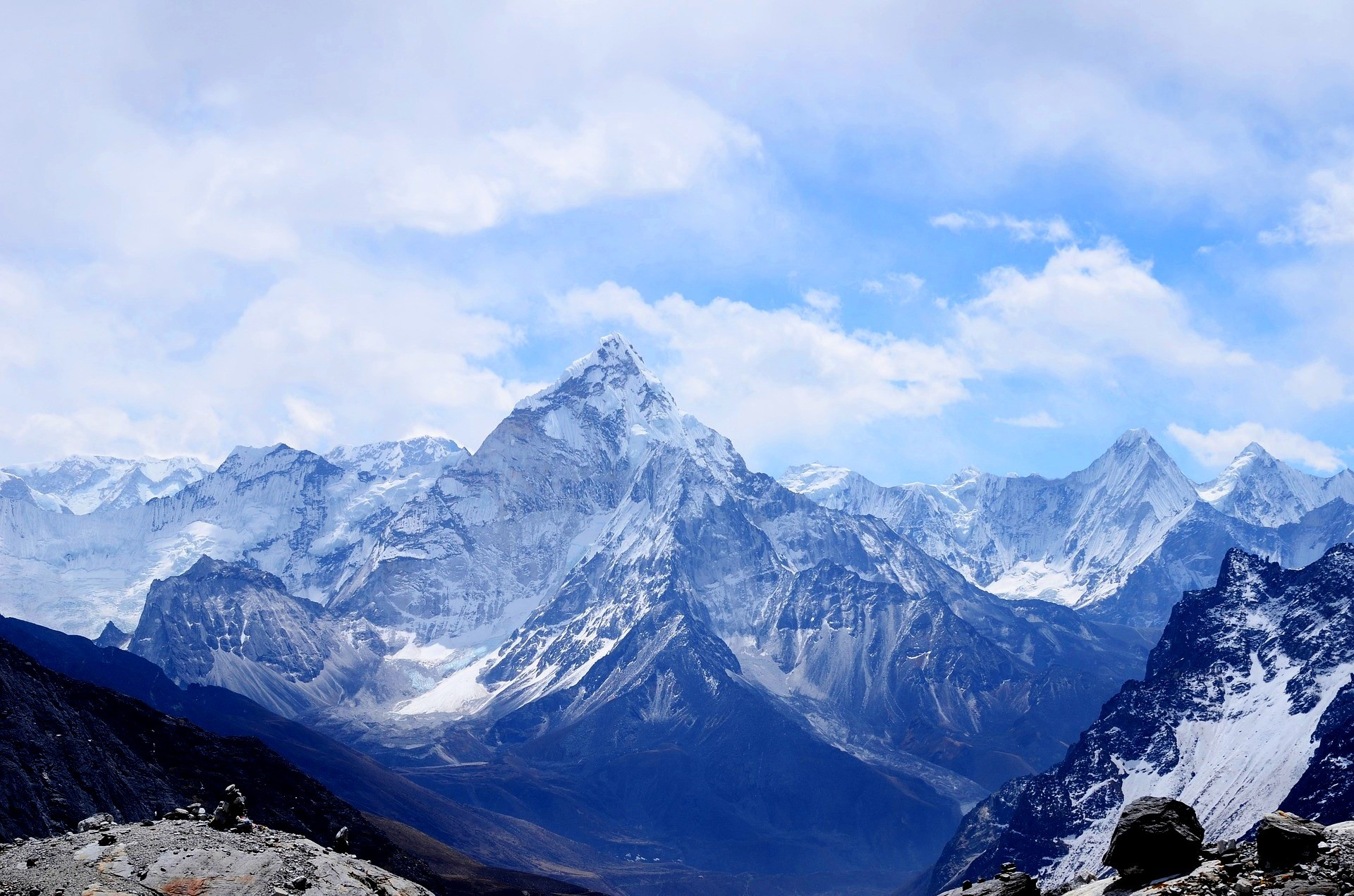 Mountains of Nepal - Magnificent Jewels of the Country - Escape Himalaya