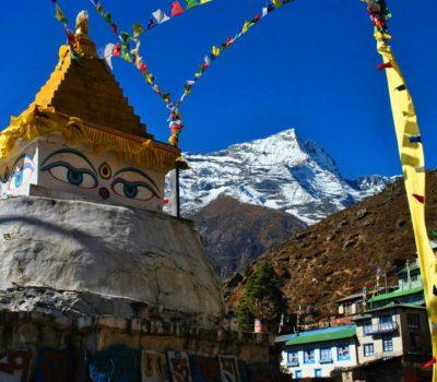 food during the Everest Base Camp Trek