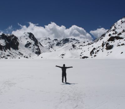 Climbing Peaks in Nepal