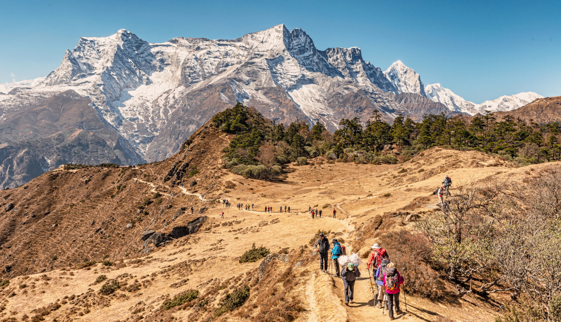 Top 7 Best Treks In Nepal